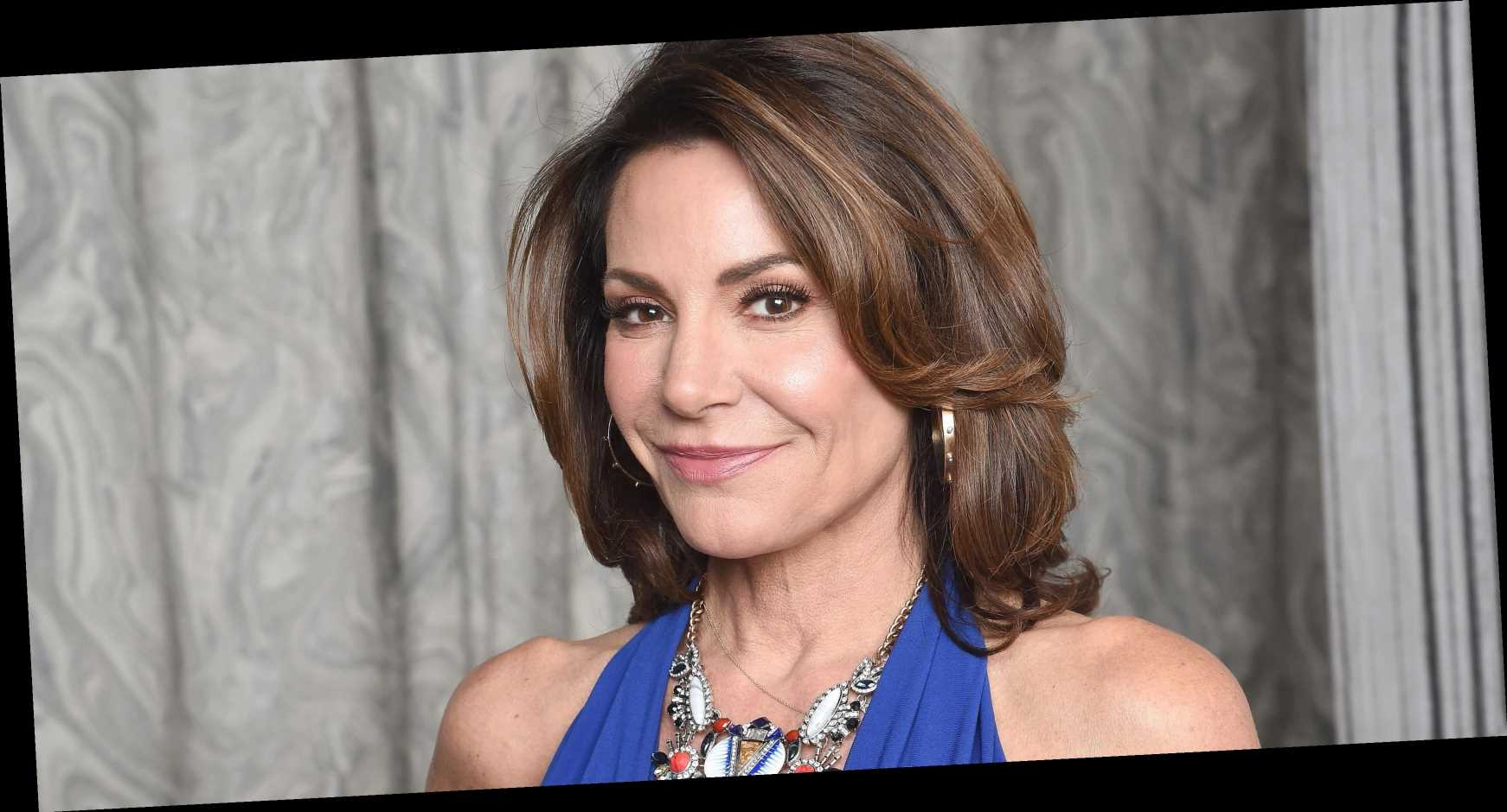 Luann de Lesseps Is A Multimillionaire And Not Just Because Of 'Housewives'