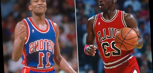 Michael Jordan is only fourth-best player I faced: Isiah Thomas