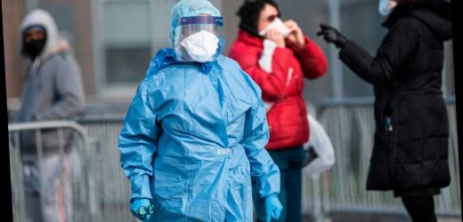 Up to 1 million NYC residents may have been exposed to coronavirus
