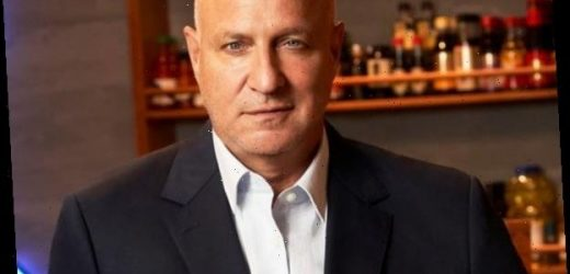 See Top Chef's Tom Colicchio Create a Vegetarian Dish