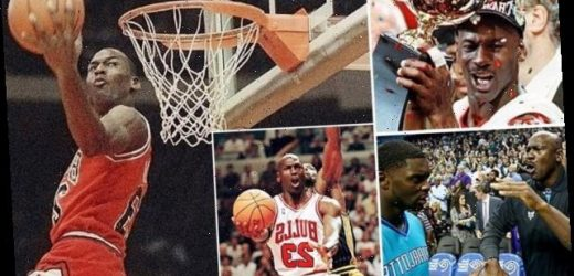 Michael Jordan at 56: As the NBA legend celebrates his birthday, we take a look back at his astonishing basketball career, family life, his blossoming business empire… and Space Jam