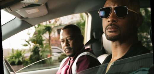 How Bad Boys For Life Pulled Off That Ridiculous Motorcycle Scene