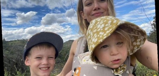 Hilary Duff Left 'So Exhausted' by Full-Time Parenting During Lockdown
