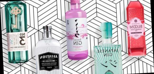 The Style List: 30 gins (and low-alcohol stand-ins) taste-tested by the Stylist team