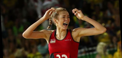 QUIZ: England Netball's Commonwealth Games gold in 2018