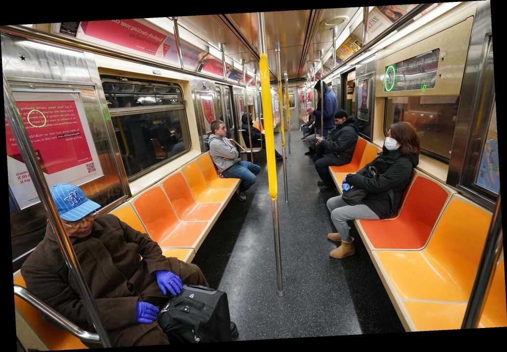 I'm still commuting — and seeing the signs of NYC's failure