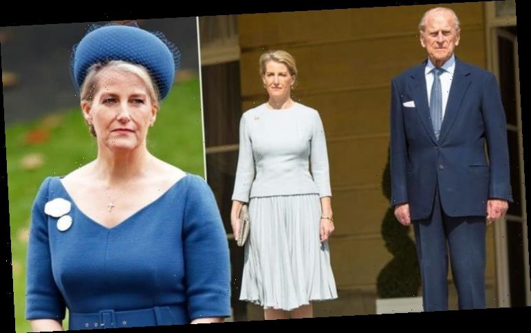 Sophie, Countess of Wessex body language shows how she won over 'wary' Prince Philip