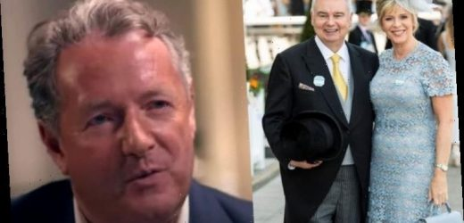 Eamonn Holmes gets apology from Piers Morgan after Ruth Langsford's This Morning comments