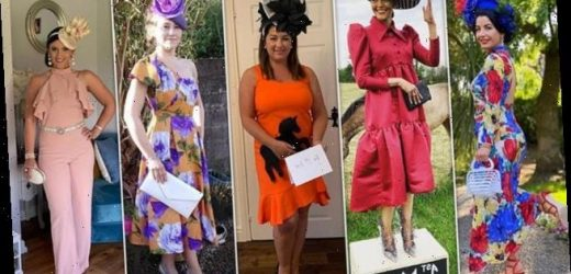 Women share photos for virtual Punchestown Festival Ladies Day