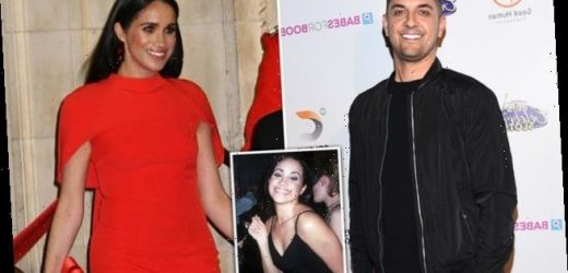 Shahs of Sunset star says Meghan Markle 'toyed' with his heart