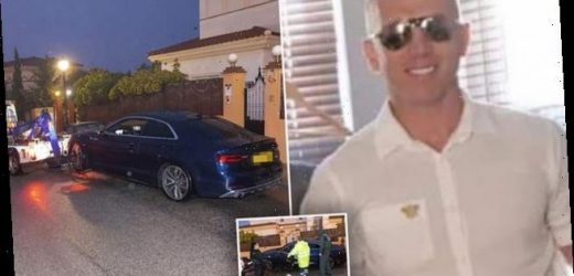 Two people 'arrested over the Costa del Sol shooting of a businessman'