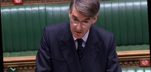 Jacob Rees-Mogg tells MPs they MUST return to the House of Commons