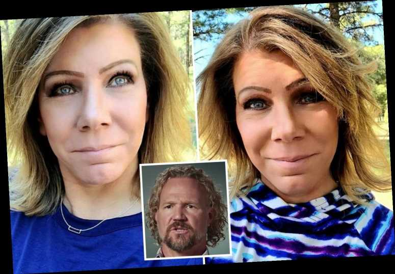 Sister Wives' Meri Brown slams troll for criticizing her looks and says 'I feel great about myself' during Kody 'split' – The Sun