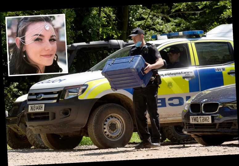 Cops probing 'murder' of girl, 16, found dead in wood joined by fire investigators after speculation body burned