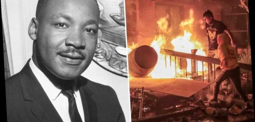 Martin Luther King Jr quotes: What do they mean and how do they relate to the riots in Minneapolis? – The Sun