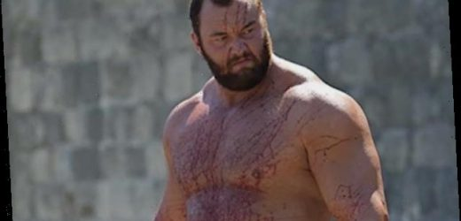 'Games of Thrones' Hafthor Bjornsson Smahes World Deadlift Record