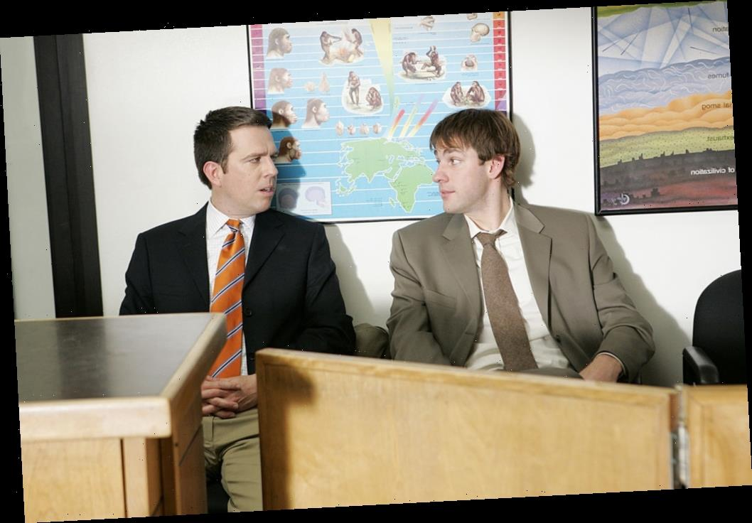 'The Office' Star Ed Helms Said There Was A 'Disgusting' Aspect to Filming the 'Beach Games' Episode