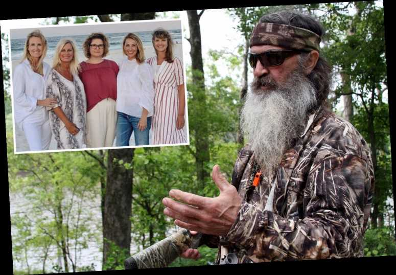 Duck Dynasty's Phil Robertson's daughter-in-law Korie shares first photo of his secret daughter from decades-old affair – The Sun