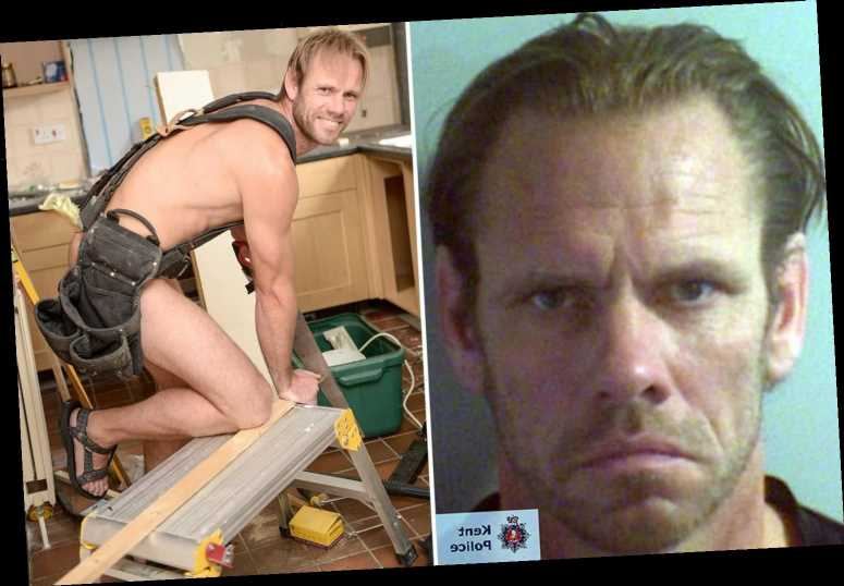 Ex-soldier, 45, dubbed the 'naked carpenter' jailed after he was caught flashing for the twelfth time – The Sun