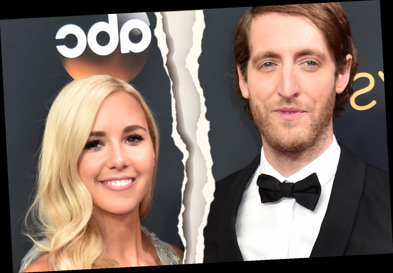 Silicon Valley star Thomas Middleditch's wife files for divorce after he claimed 'swinging saved their marriage' – The Sun