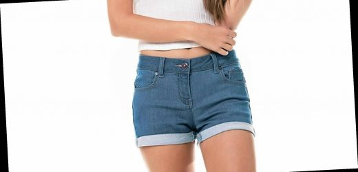 These Stretchy Denim Shorts Come in So Many Colors and Styles