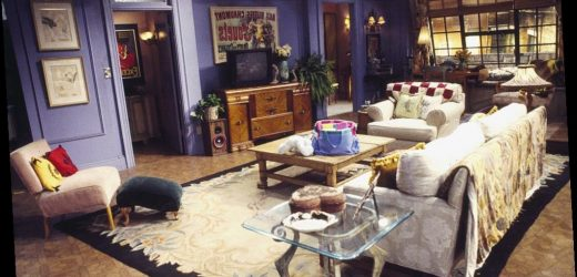 'Friends': Monica Geller's Closet Would Have Given Marie Kondo Anxiety