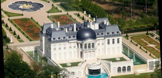 Inside Mohammed Bin Salman's luxury £230m chateau – 'world's most expensive house' – featuring a Bond-style aquarium – The Sun