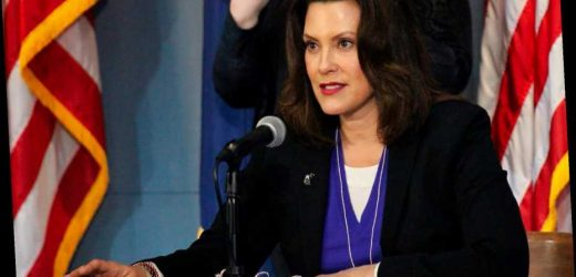 Gov Whitmer slams Michigan lockdown protesters saying 'nooses and swastikas' recall 'worst racism' of US history – The Sun