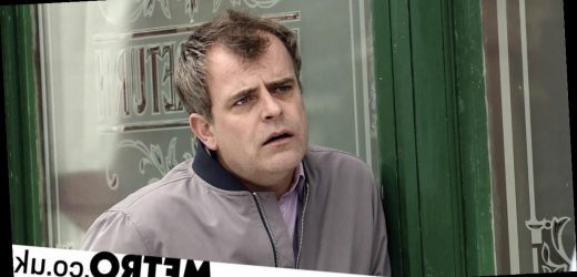 Corrie's Simon Gregson 'can't remember' sweary tweets as he was 'drunk'