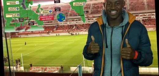 Meet David Olaoye, England's first footballer to play in Argentina who's travelled 18,000 miles and played in five countries aged 22