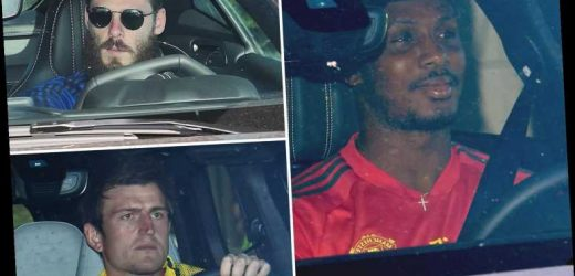 Odion Ighalo arrives for Man Utd training with clock ticking over loan transfer extension as talks head into weekend – The Sun