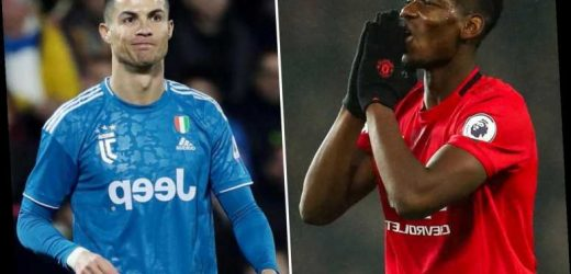 Juventus could 'only sign Man Utd's Paul Pogba this summer if Cristiano Ronaldo retires' as coronavirus hits finances – The Sun