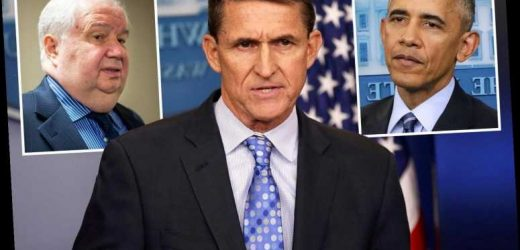 Michael Flynn asked Russia to hold back on retaliation for Obama sanctions before Trump took office, transcripts reveal – The Sun