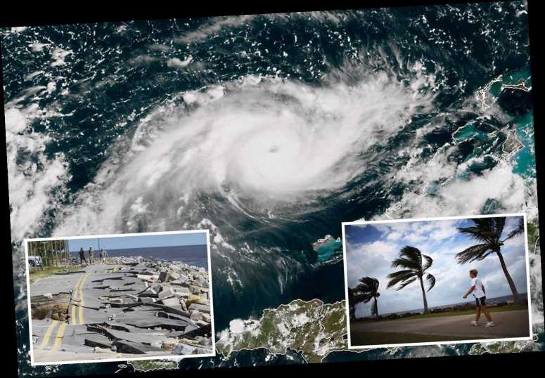 Six major hurricanes and up to 19 named storms could hammer US in 'busier than usual' hurricane season – The Sun