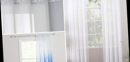 6 Best Net Curtains 2020 | The Sun UK