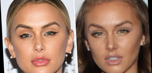 Vanderpump Rules' Lala Kent loves her 'new face' after plastic surgery makeover