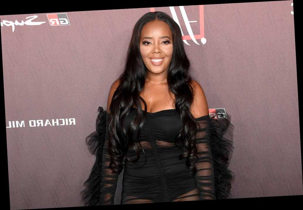 Angela Simmons talks body positivity: 'Nothing wrong with embracing a roll'