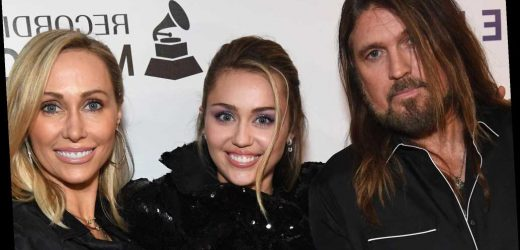 How Miley Cyrus has been staying in touch with family during quarantine