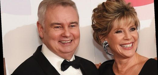 This Morning star Eamonn Holmes surprises fans as he gatecrashes Ruth Langsford's Loose Women interview