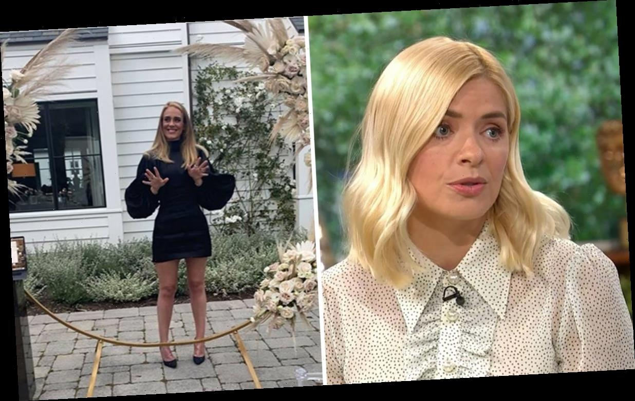 Holly Willoughby admits she gets 'frustrated' discussing diets while talking about Adele's incredible weight loss