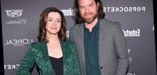 Grey's Anatomy's Caterina Scorsone Splits from Husband Rob Giles After 10 Years of Marriage