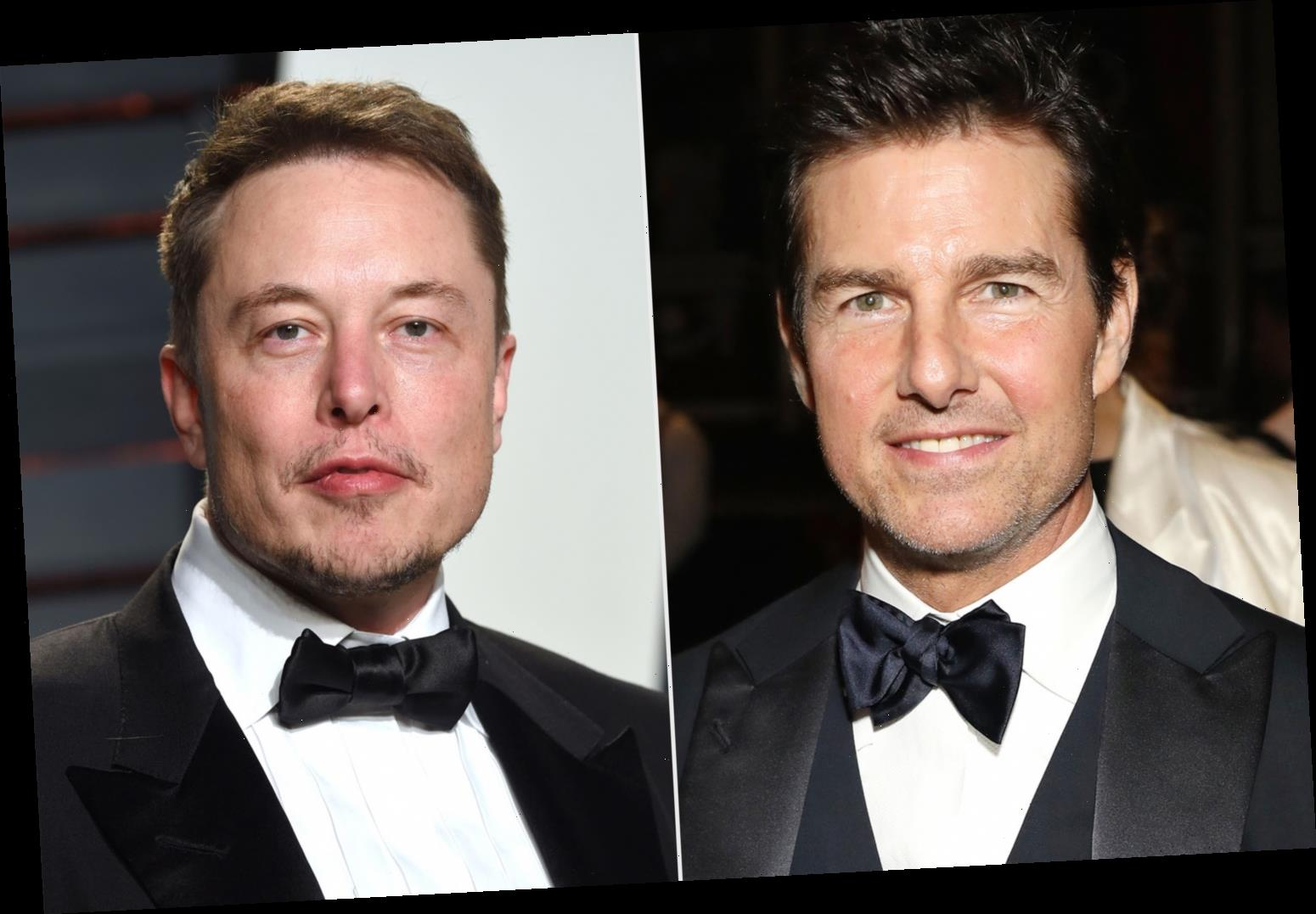NASA Official Hopes to Bring Tom Cruise to Space to 'Inspire the Next Elon Musk'
