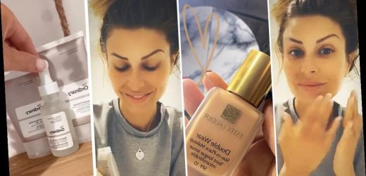 Mrs Hinch's makeup buys: From her skincare routine, to her favourite foundation & go-to tanning products