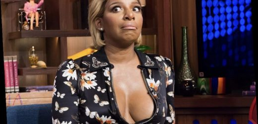 'RHOA': Nene Leakes Explains Why She Quit Reunion and Walked Off