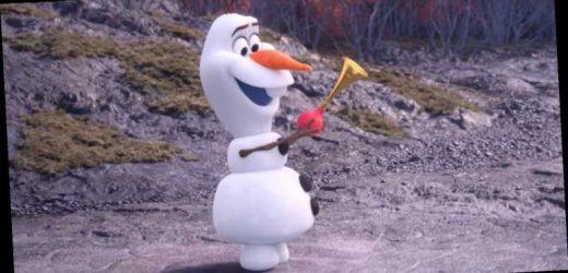 'At Home With Olaf' Shorts Come To An End