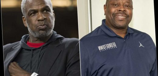 Charles Oakley sends support to Patrick Ewing after coronavirus diagnosis
