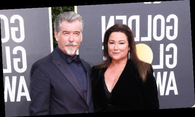 Pierce Brosnan, 67, Passionately Kisses His Wife Keely In Sweet New Pic: She's 'My Darling Heart'