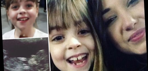 My sister, 8, was killed in the Manchester bombing as I stood metres away – now I'm pregnant and she'll never be an aunt