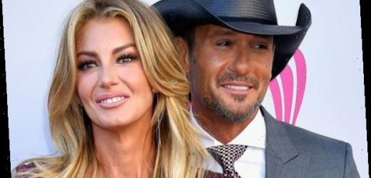 Celebrate Tim McGraw's Birthday With His Cutest Pics With Faith Hill