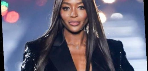 Naomi Campbell Talks Turning 50, Quarantine Challenges & New Makeup Campaign